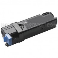 Compatible Toner to replace Dell KU052 (310-9058) High Yield Black Toner Cartridge for your Dell 1320c Color Laser Printer - 2,000 Page Yield