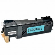 Compatible Toner to replace Dell T107C High Yield Cyan Toner Cartridge for your Dell 2130cn & 2135cn Color Laser Printers