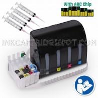 EMPTY CISS for Epson 200 T200XL Expression XP-200 XP-300 XP-310 XP-400 XP-410 WorkForce WF-2520 WF-2530 WF-2540