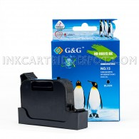 HP 15 Black Compatible HP C6615DN Inkjet Cartridge - 600 Page Yield