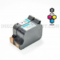 Compatible HP 51645A (HP 45) and C6578D (HP 78) Set of 2 Ink Cartridges