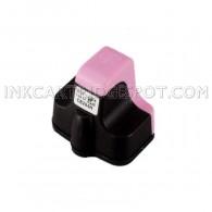 Compatible Hewlett Packard C8775WN (HP 02 Light Magenta) Ink Cartridge - 400 Page Yield