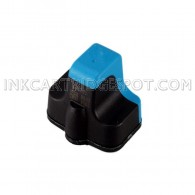 Compatible Hewlett Packard C8771WN (HP 02 Cyan) Ink Cartridge - 400 Page Yield