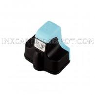 Compatible Hewlett Packard C8774WN (HP 02 Light Cyan) Ink Cartridge - 400 Page Yield