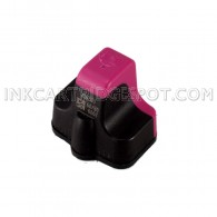 Compatible Hewlett Packard C8772WN (HP 02 Magenta) Ink Cartridge - 400 Page Yield
