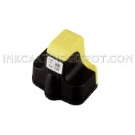 Compatible Hewlett Packard C8773WN (HP 02 Yellow) Ink Cartridge - 400 Page Yield