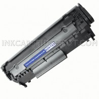Compatible High Yield Black Laser Toner Cartridge for HP Q2612X (12X) - 3000 Page Yield
