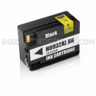HP 932XL (CN053AN) Professionally High Yield Black Inkjet Cartridge