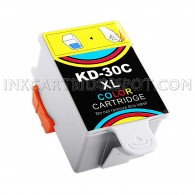 Compatible #30XL Color Ink Cartridge for Kodak 1341080