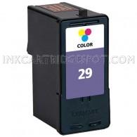 Lexmark 29 18C1529 (#29) Color Inkjet Cartridge 18C1528