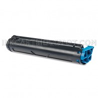 Okidata Compatible 43502301 (Type 9) Black Laser Toner Cartridge for the B4400 - 3000 Page Yield
