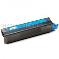 Okidata C3100/C3200 Series 'Type C6' Compatible Cyan 43034803 Laser Toner Cartridge - 1500 Page Yield