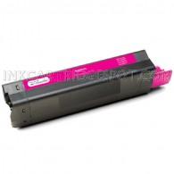 Okidata C3100/C3200 Series 'Type C6' Compatible Magenta 43034802 Laser Toner Cartridge - 1500 Page Yield