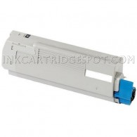 Okidata C710 Compatible 43866104 Black Laser Toner Cartridge