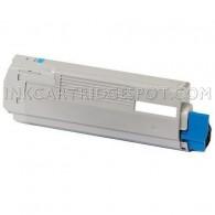 Okidata C710 Compatible 43866103 Cyan Laser Toner Cartridge