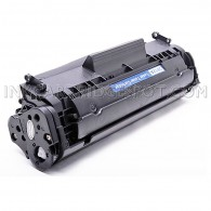 Compatible Black Laser Toner Cartridge for HP Q2612A (12A) - 2000 Page Yield