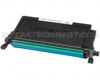 Replacement Dell 330-3792 High Yield Cyan Toner Cartridge for the 2145cn Printer - 5000 Page Yield
