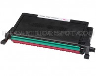 Replacement Dell 330-3791 High Yield Magenta Toner Cartridge for the 2145cn Printer  - 5000 Page Yield