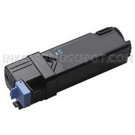 Replacement Dell THKJ8 / 331-0716 High Yield Cyan Toner Cartridge for your Dell 2150 & 2155 Color Laser Printers - 2500 Page Yield