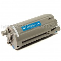 Replacement CLP-C350A Cyan Laser Toner Cartridge for use in Samsung CLP-350 & CLP-351 Printers - 2,000 Page Yield