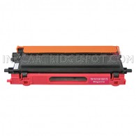 Brother Compatible High Yield Magenta TN115M Laser Toner Cartridge - 4,000 Page Yield