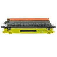 Brother Compatible High Yield Yellow TN115Y Laser Toner Cartridge - 4,000 Page Yield