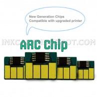 ARC Chip for Cartridge HP 564 XL CN684WN CN685WN CN686WN CN687WN (Black, Cyan, Magenta, Yellow) - Auto Reset Ink Level