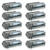 10 Compatible Canon 106 Toner Cartridges - 50000 Page Yield