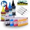 Pre-filled Refillable Cartridges for HP 932 / HP 932XL / HP 933 / HP 933XL (Non-OEM) with Chips + 400ml UV Resistant Ink