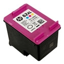 HP 62XL High Yield Color Ink Cartridge Refill Instruction Guide