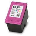 HP 63 Color Ink Cartridge Refill Instruction Guide
