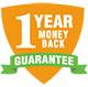 2 year guarantee on linkyo compatible brother tn450